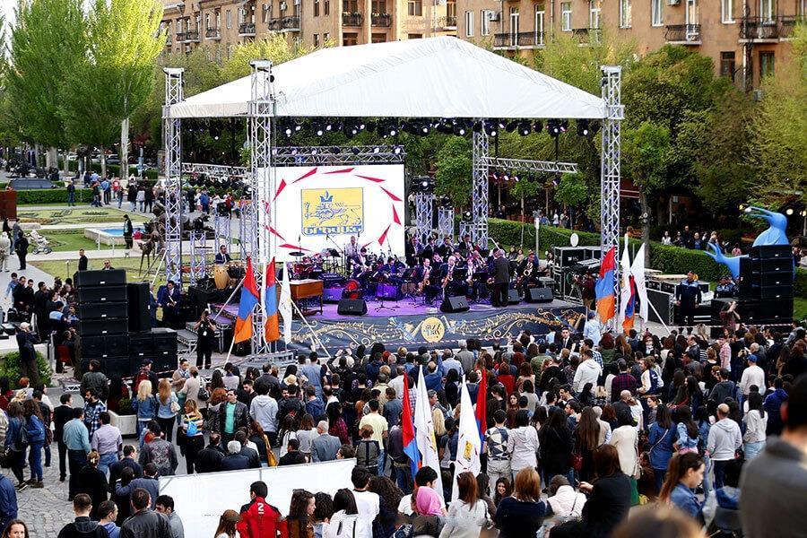 Les meilleurs festivals d'Arménie à découvrir en voyage